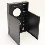 12U + 4U MiniRaQ Secure – Compact with Vented Bottom